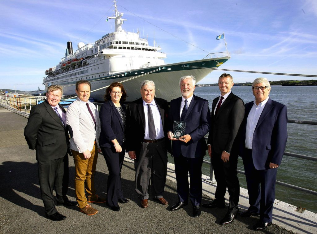 Port of Cork's Captain Michael McCarthy is named October ...