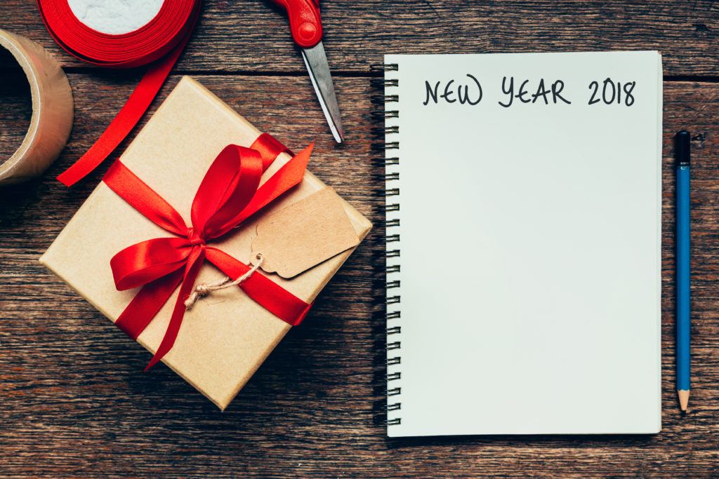 new year's resolutions 2018, professionals and businesses new year's resolutions, professional new year's resolutions, AM O Sullivan PR, PR Company Cork, New Year's resolutions Ireland 2018, new year's resolutions cork