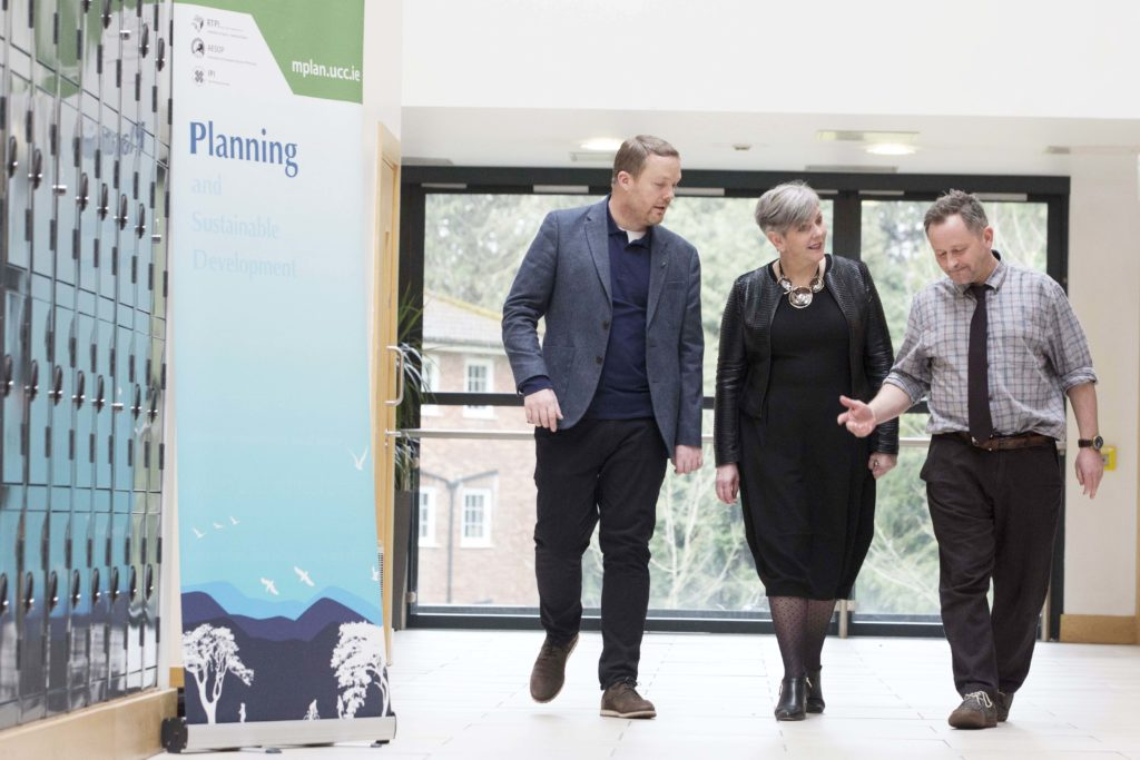 UCC Planning Conference 2018, Coakley O'Neill, Dr Will Brady, Ann Doherty, Cork City Council, Dave Coakley
