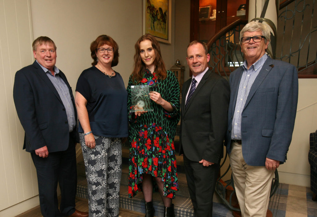 Louise O'Neill, Cork Person of the Month, AM O'Sullivan PR