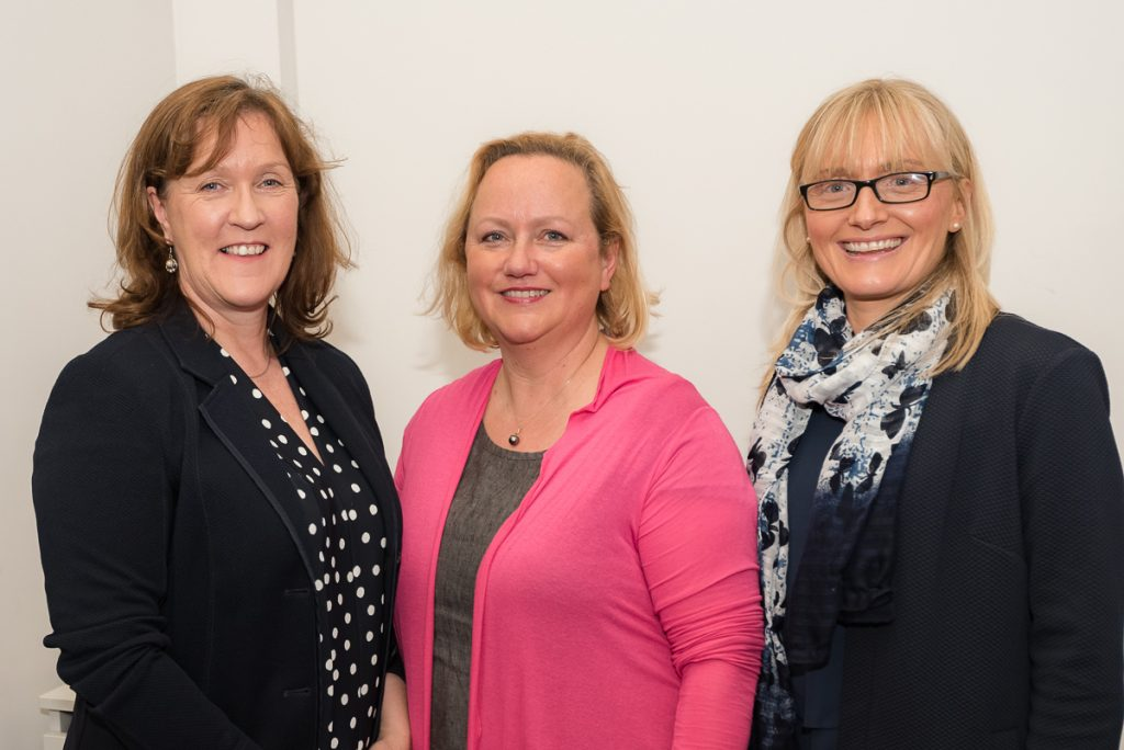 Network Ireland West Cork Business Woman of the Year 2019 Awards launch in AIB Bandon