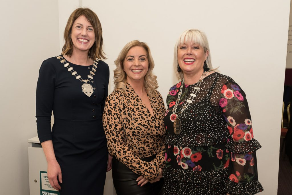 Network Ireland West Cork 2019 Business Woman of the Year Award launch in AIB Bandon